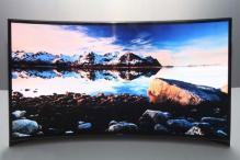 Samsung launches its curved OLED TV at $13,000