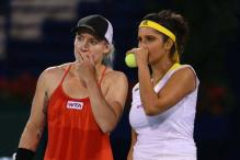 Sania Mirza-Bethanie Mattek-Sands advance to Round 2 in Paris
