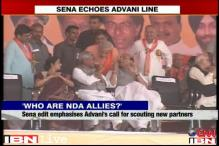 Shiv Sena worried over shrinking NDA, questions BJP's strength