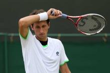 Federer-tamer Stakhovsky loses in round three at Wimbledon
