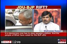 Will continue to run govt with JD(U) in Bihar: BJP