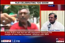 Bihar by-poll: We will introspect, says JD(U) chief Sharad Yadav