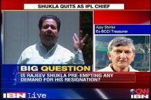 Shukla's resignation is a late reaction: Kirti Azad