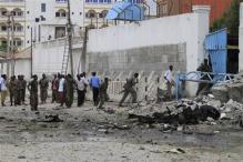 Somali rebels attack UN base, 22 dead