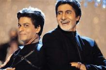 Amitabh, Shah Rukh to act together in R Balki's film?
