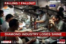 Falling value of rupee against dollar hits Surat's diamond industry