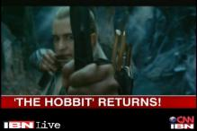 First look: Peter Jackson's 'The Hobbit: The Desolation Of Smaug'