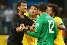 Referee admits to mistake with Italy goal