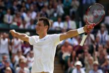 Youzhny looms for Murray, Tomic booms