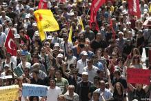 Turkey: Security forces fire at protesters; one dead,10 injured