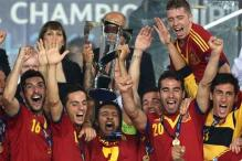 Spain beat Italy to lift Euro Under-21 title