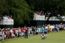 Schwartzel in early share of US Open lead at Merion