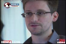 Watch: The US surveillance whistleblower speaks out