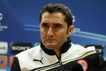 Ernesto Valverde presented as Athletic Bilbao's new coach