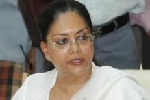 Congress has kept Rajasthan in 'ditch': Vasundhara Raje