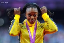 Athlete Campbell-Brown fails dope test: sources