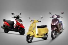 The scooter shootout: Vespa VX vs Yamaha Ray Z vs Honda Activa-i