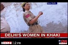 Delhi Police short of 2,500 lady officers