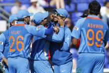All-round India warm up with 243-run win over Australia