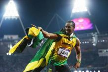 Yohan Blake not ruled out of world 100m title defence: Manager