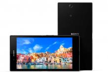 Sony Xperia Z Ultra launched at Rs 47K: 6.4-inch full HD display, 8 MP, 6.5 mm thick