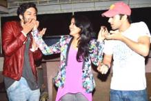 Pulkit Samrat, Vishakha Singh, Ali Fazal attend 'Fukrey' success bash