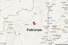 40 people killed as twin suicide bombs rock northwest Pakistan