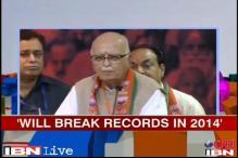BJP will break all records in 2014 Lok Sabha polls: Advani