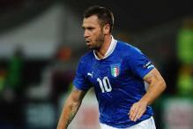 Parma sign Antonio Cassano from Inter Milan