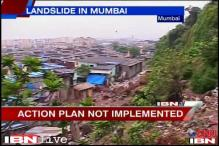 Mumbai: Two killed in Antop Hill landslide