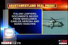 AgustaWestland deal: 70 secret Indian defence documents seized