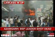 UP: Former BSP MLA shot dead, protests erupt