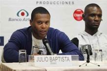 Brazilian Baptista heads home to Cruzeiro from Malaga