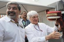 Ecclestone and organisers' call to negotiate rates: Vicky Chandhok