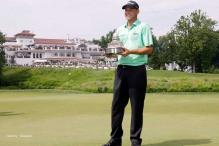 Bill Haas pulls away on back nine for Congressional win