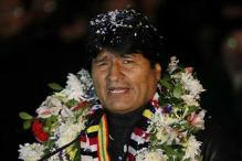 Bolivia's Evo Morales says US aimed to intimidate countries over Snowden issue