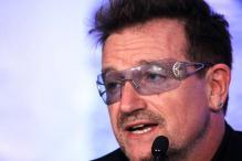 'U2' frontman Bono receives highest French honour