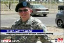 US: Whistleblower Bradley Manning not found guilty of aiding the enemy