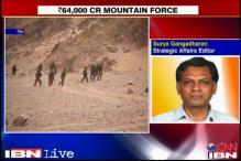 Cabinet clears Rs 64,000 crore proposal for a new Indo-China border unit