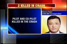 Uttarakhand: Chopper crashes in Kedarnath; pilot, co-pilot killed
