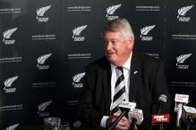 New Zealand Cricket chairman to step down