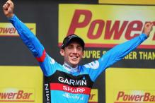 Garmin-Sharp deliver as Martin wins Tour stage