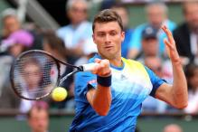 After beating Federer, Brands loses at Swiss Open