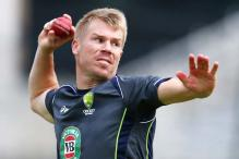 David Warner dismisses on-field altercation as 'banter'