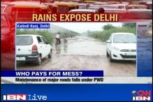 Traffic, waterlogging in Delhi, heavy rains expose lack of preparedness