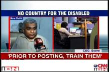 Amputee alleges harassment: Activists say need to sensitise CISF