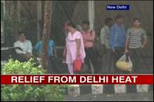 Delhi gets a relief from the heat with fresh rainfall