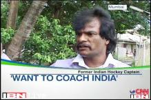 Dhanraj Pillay wants to be India hockey coach