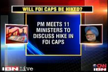PM meets senior ministers to discuss increasing FDI limits