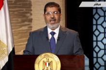 Morsi says he is still 'legitimate' president of Egypt